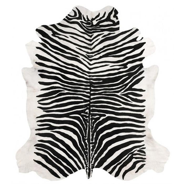 tappeto-in-pelle-stampata-zebra